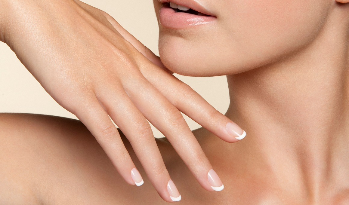 The history and types of French manicure