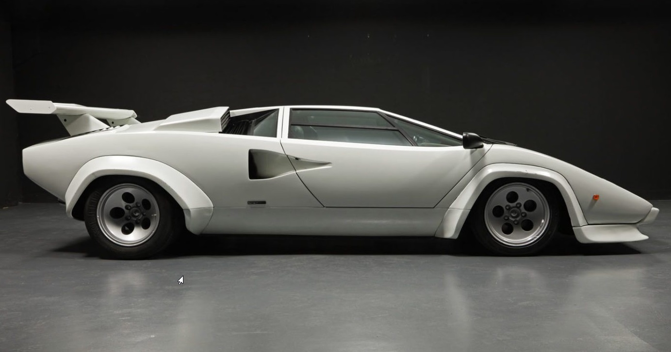 The history of the Lamborghini logo