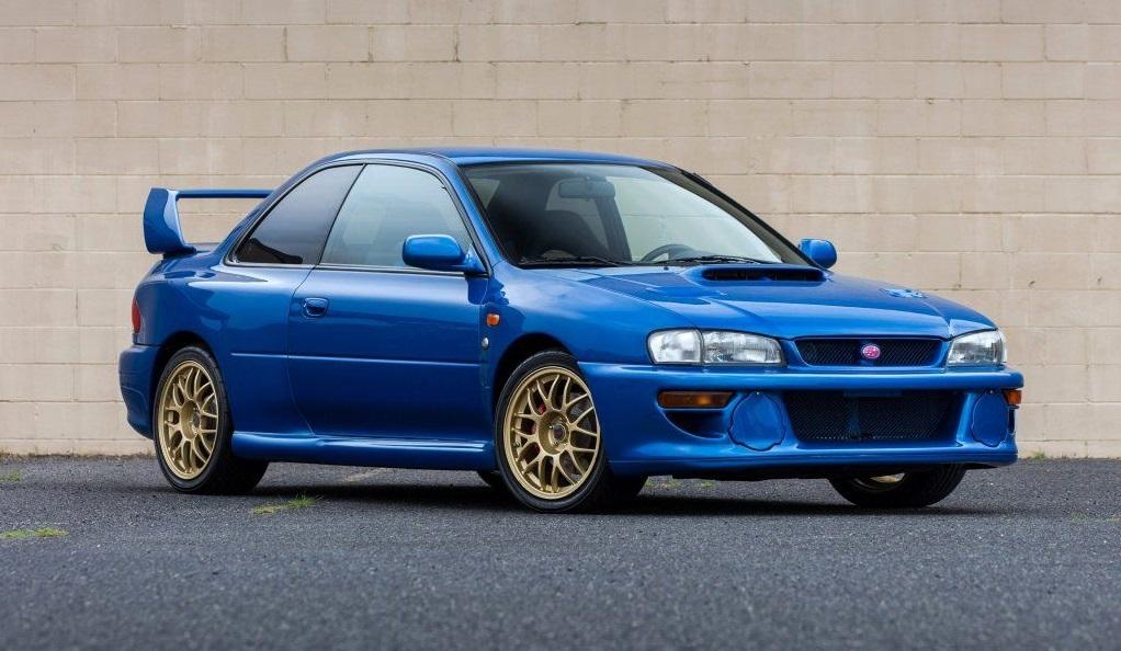 The history of the Subaru logo