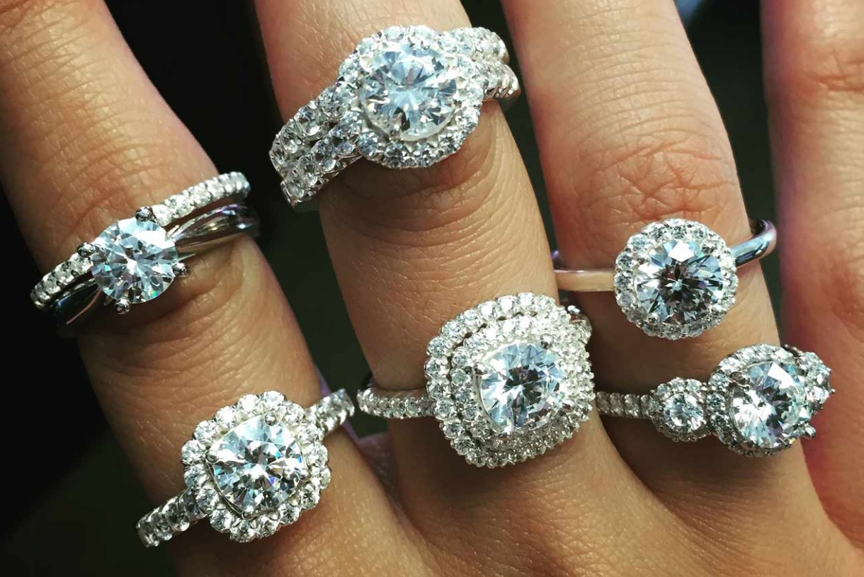Why diamonds are so special to women